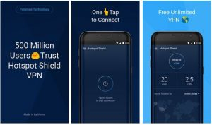 Top 5 best free VPN for streaming on Android: Safe and fast (1)